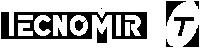 stycky logo esteso bianco tecnomir